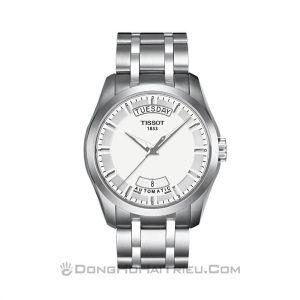 Đồng hồ Tissot T035.407.11.031.00 máy tự động, chuẩn Thụy Sỹ