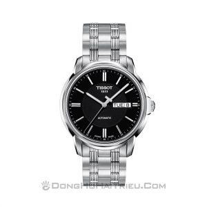 Đồng hồ Tissot T065.430.11.051.00 mặt tròn, dây kim loại
