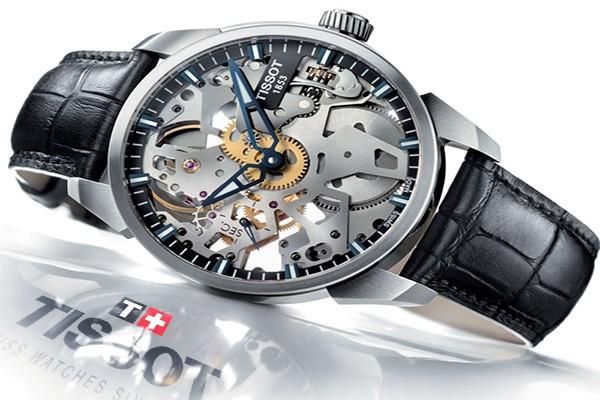 Khám Phá Đồng Hồ Tissot Watch Leather Strap Thế Giới Độc Đáo