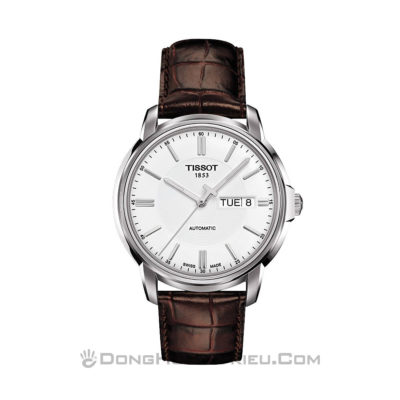 Tissot Watch Leather Strap