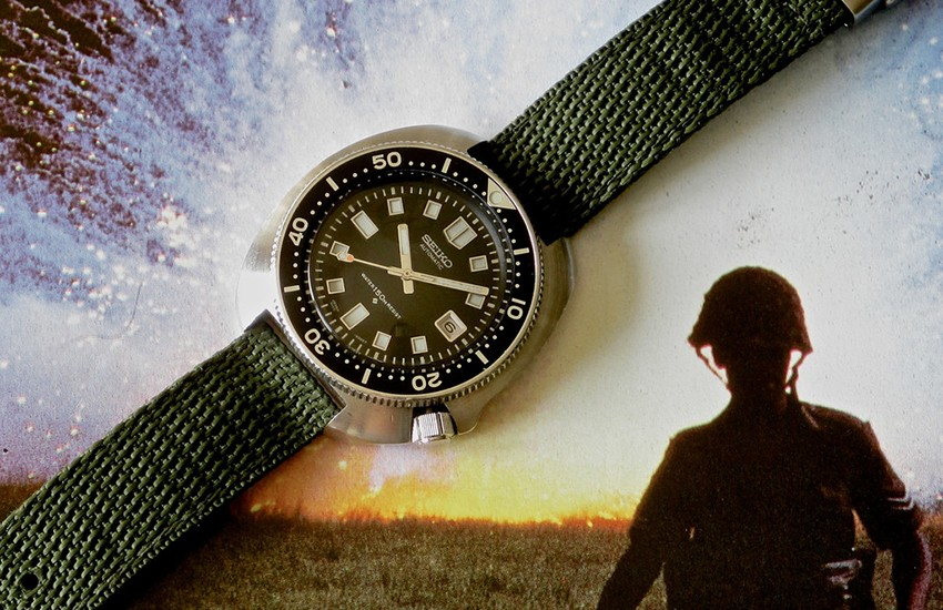 0 Đồng Hồ Lặn Nhật Bản - Chiến Binh Samurai Trong Thế Giới Đồng Hồ