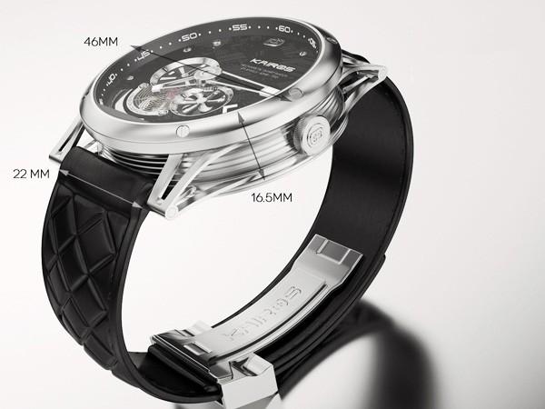 4  Đồng Hồ Cơ - Smartwatch Một Ý Tưởng Điên Rồ Đầy Táo Bạo