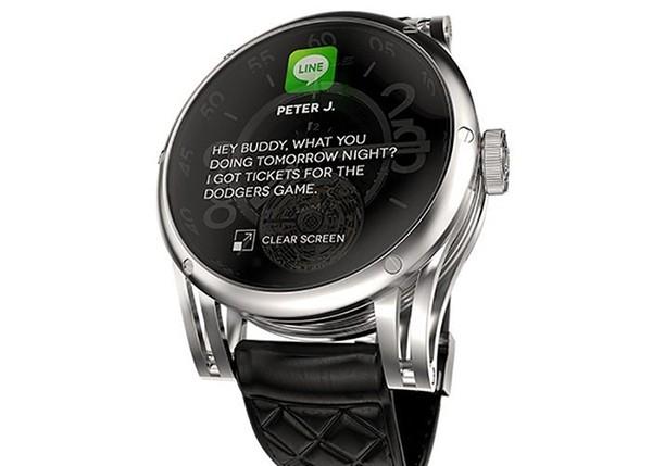 6 Đồng Hồ Cơ - Smartwatch Một Ý Tưởng Điên Rồ Đầy Táo Bạo
