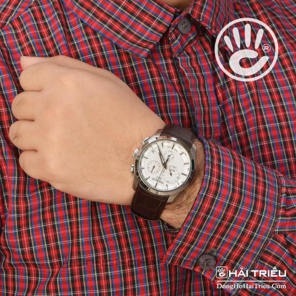 Đồng hồ Tissot T035.439.16.031.00 với thiết kế sang trọng