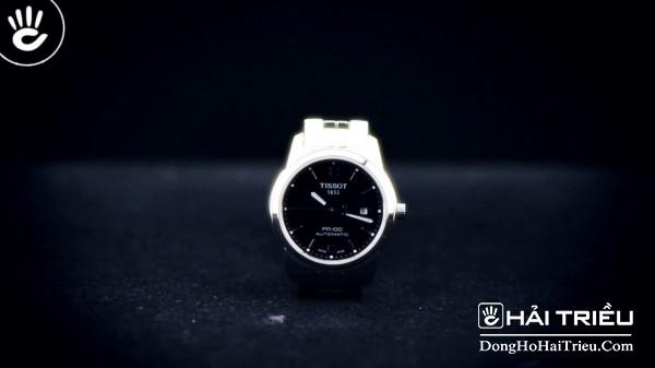 Sự đơn giản trong mỗi chiếc đồng hồ chính là một đặc tính vô cùng nổi trội của đồng hồ Tissot Pr100.