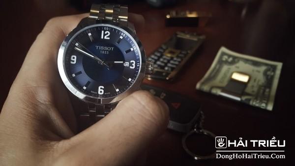 Tissot luôn là một trong những thương hiệu đồng hồ danh tiếng nhất trên thế giới