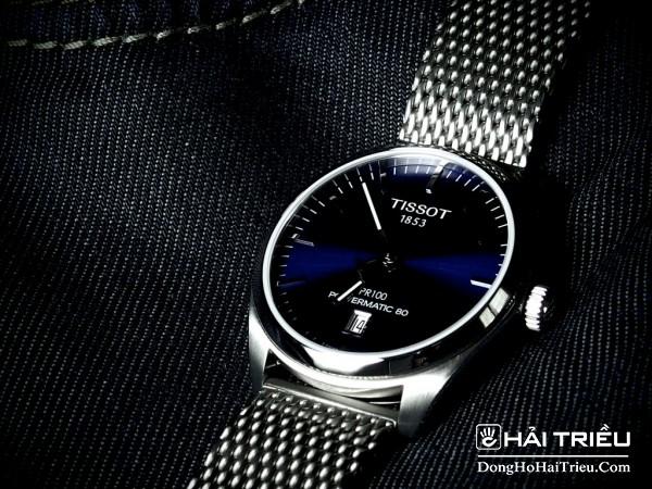 Tissot là thương hiệu đồng hồ sang trọng, đẳng cấp và nổi tiếng đến từ Thụy Sỹ