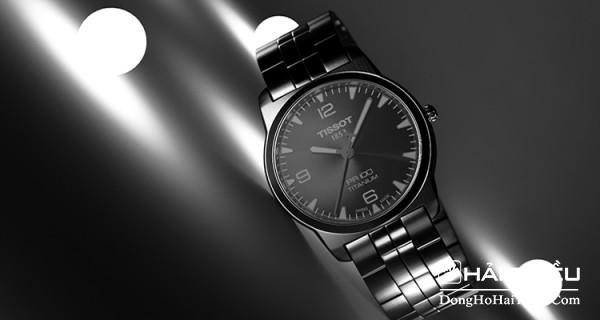 Tissot Pr100 đang là thương hiệu làm mưa làm gió trong số các dòng đồng hồ của Tissot hiện nay!