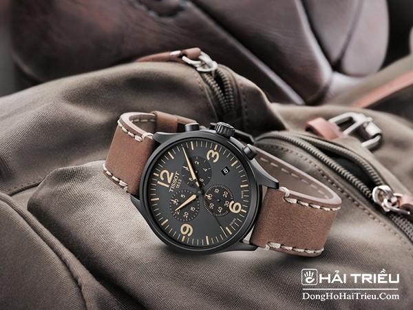 Dòng đồng hồ Tissot 1853 dây da nam đang là dòng đồng hồ đang gây bão hiện nay!