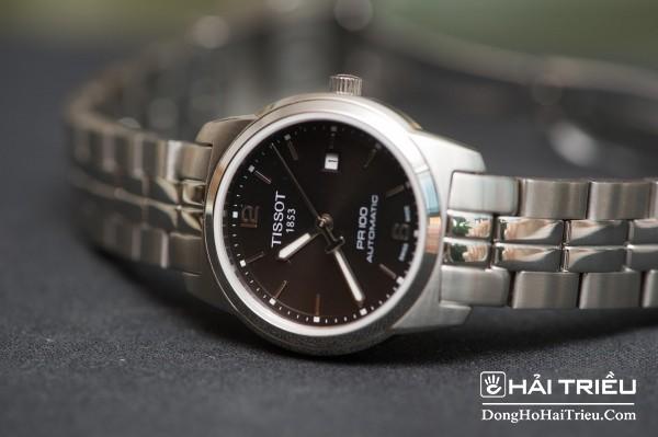 Đa số các mẫu đồng hồ thuộc dòng Tissot PR100 đều chiếm được cảm tình của khách hàng, đặc biệt là nam giới