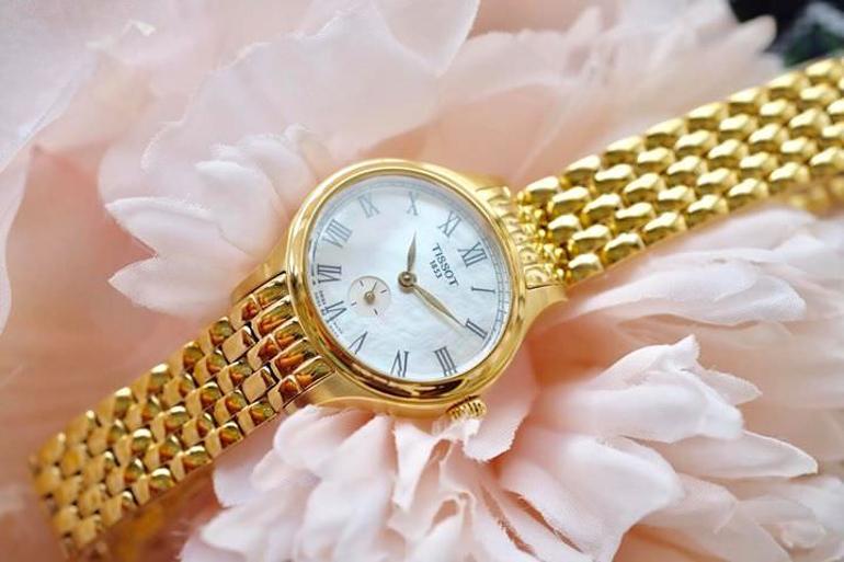 Kho Tàng Đồng Hồ Nữ Tissot Hút Hàng Triệu Con Tim Phái Đẹp-chiếc đồng hồ Tissot T103.110.33.113.00
