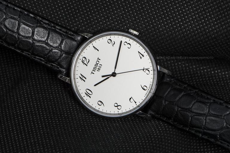 Khi Kim Giây Đồng Hồ Tissot Ngưng Chạy, Phải Làm Sao? - bộ ba kim đồng hồ như bình thường